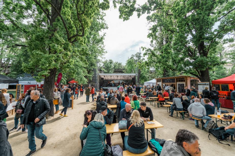 Letní Festival jak víno